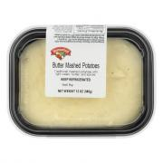 Hannaford White Mashed Potatoes