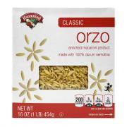 Hannaford Orzo Pasta