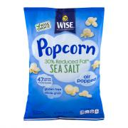 Wise Reduced Fat Sea Salt Popcorn