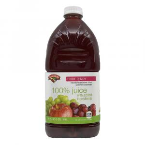 Hannaford 100% Punch Juice