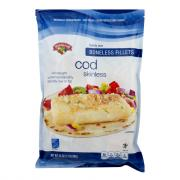 Hannaford Family Size Cod Boneless Fillets