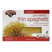 Hannaford Pot Ready Thin Spaghetti