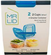 Mr Lid A Smarter Container 2 Cup Set