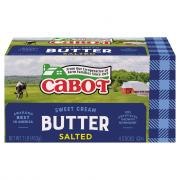 Cabot Salted Butter Quarters