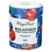 MegaFood Berry Good Sleep Melatonin Gummies