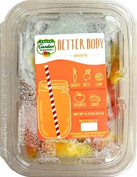 Garden Highway Better Body Juicing Kit