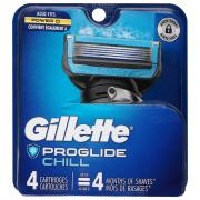 Gillette Fusion Proshield Chill Cartridges