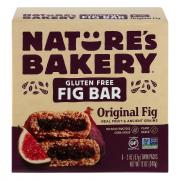 Nature's Bakery Gluten Free Fig Bars