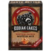 Kodiak Cakes Protein Packed Muffin Mix Chocolate Chip