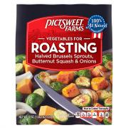 PictSweet Farms Roasting Halved Brussels Sprouts, Butternut