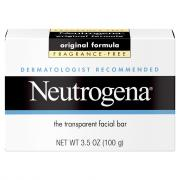Neutrogena Unscented Original Bar Soap