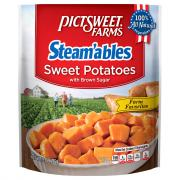 PictSweet Farms Steam'ables Sweet Potatoes with Brown Sugar