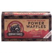 Kodiak Toaster Cinnamon Waffles