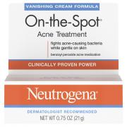 Neutrogena Acne Vanishing Cream