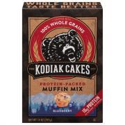 Kodiak Cakes Protein Packed Muffin Mix Blueberry