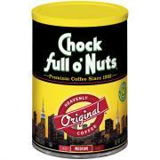 Chock Full O'Nuts Original Coffee Can