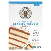 King Arthur Gluten Free Yellow Cake Mix