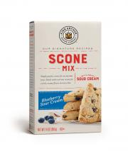King Arthur Blueberry Sour Cream Scone Mix