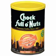 Chock Full O'Nuts Donut Shop Coffee Can