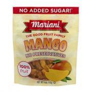 Mariani Mango No Sugar Added