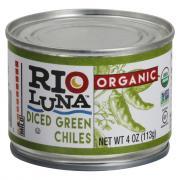 Rio Luna Diced Green Chiles