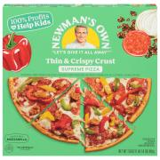 Newman's Own Supreme Pizza