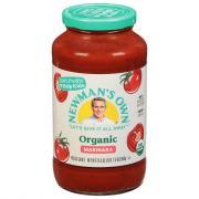 Newman's Own Organics Marinara Pasta Sauce