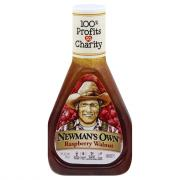 Newman's Own Light Raspberry Walnut Dressing