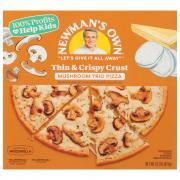Newman's Own Mushroom Trio Pizza