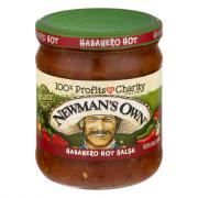 Newman's Own Hot Salsa