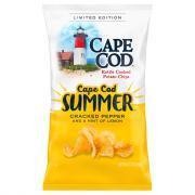 Cape Cod Potato Chips Taste Of Summer Cracked Pepper