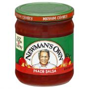 Newman's Own Peach Salsa