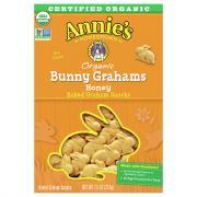 Annie's Homegrown Organic Honey Bunny Graham Snacks