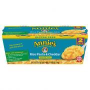 Annie's Rice Pasta & Cheddar Macaroni & Cheese