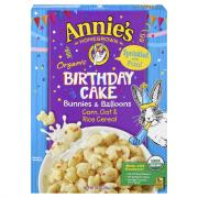 Annie's Organic Birthday Cake Cereal