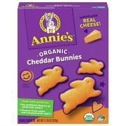 Annie's Organic Cheddar Bunnies