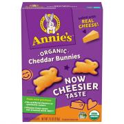 Annie's Cheddar Bunnies Baked Snack Crackers