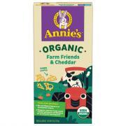Annie's Organic Bernie's Farm Macaroni & Cheese