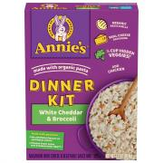 Annie's One-Pot Pasta White Cheddar Broccoli Mac