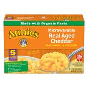 Annie's Wisconsin Cheddar Macaroni & Cheese