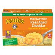 Annie's Wisconsin Cheddar Macaroni & Cheese