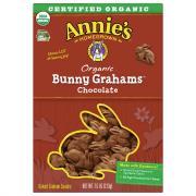 Annie's Homegrown Chocolate Bunny Grahams