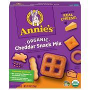 Annie's Organic Bunny Shape Cheddar Snack Mix