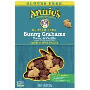 Annie's Gluten Free Homegrown Cocoa Vanilla Bunny Cookies