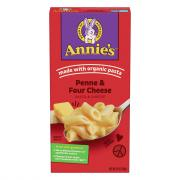 Annie's Four Cheese Macaroni & Cheese
