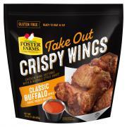 Foster Farms Classic Buffalo Crispy Wings