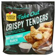 Foster Farms Take Out Crispy Tenders Tangy Buttermilk Ranch