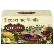 Celestial Seasonings Sleepytime Vanilla Herbal Tea Bags
