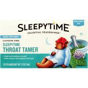 Celestial Seasonings Sleepytime Throat Tamer Tea Bags