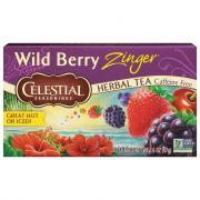 Celestial Seasonings Wild Berry Zinger Tea Bags